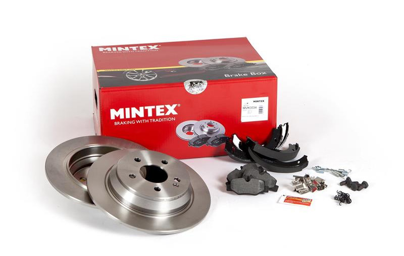 Mintex Van Kit new brake service solution for light commercial vehicles