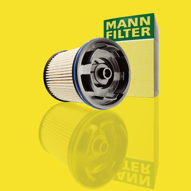 MANN-FILTER introduces new PU 9005 z diesel fuel filters