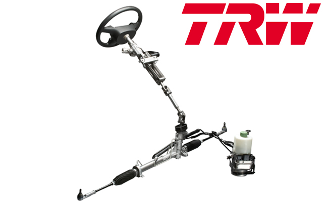 TRW Aftermarket examines the power of steering
