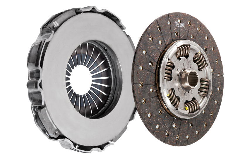 Valeo truck transmission systems kits are covered by the new two-year warranty