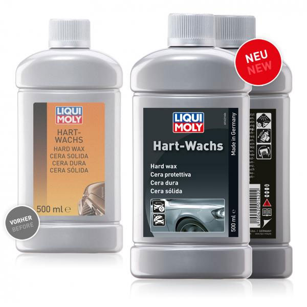 LIQUI MOLY car care new range