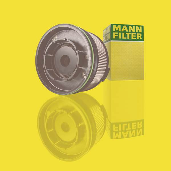 Fuel filter with improved performance