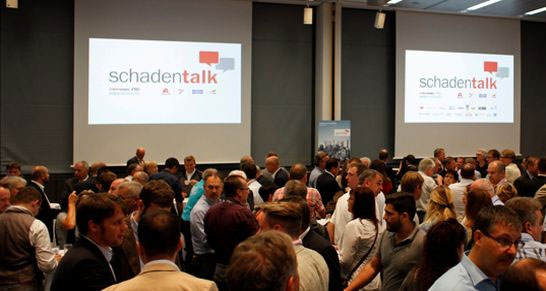 The 'Schadentalk' (damage talk) drew more visitors than any other event at Automechanika Academy