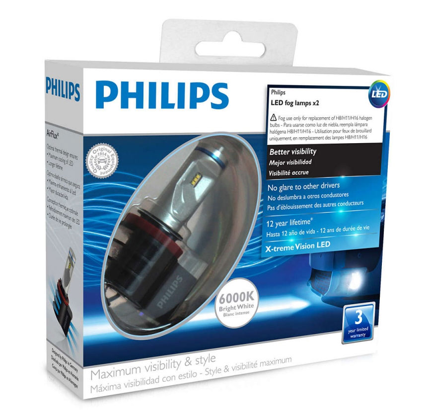 Philips X-treme Vision LED