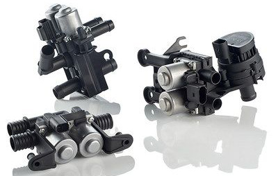 Electric Heater Control Valves