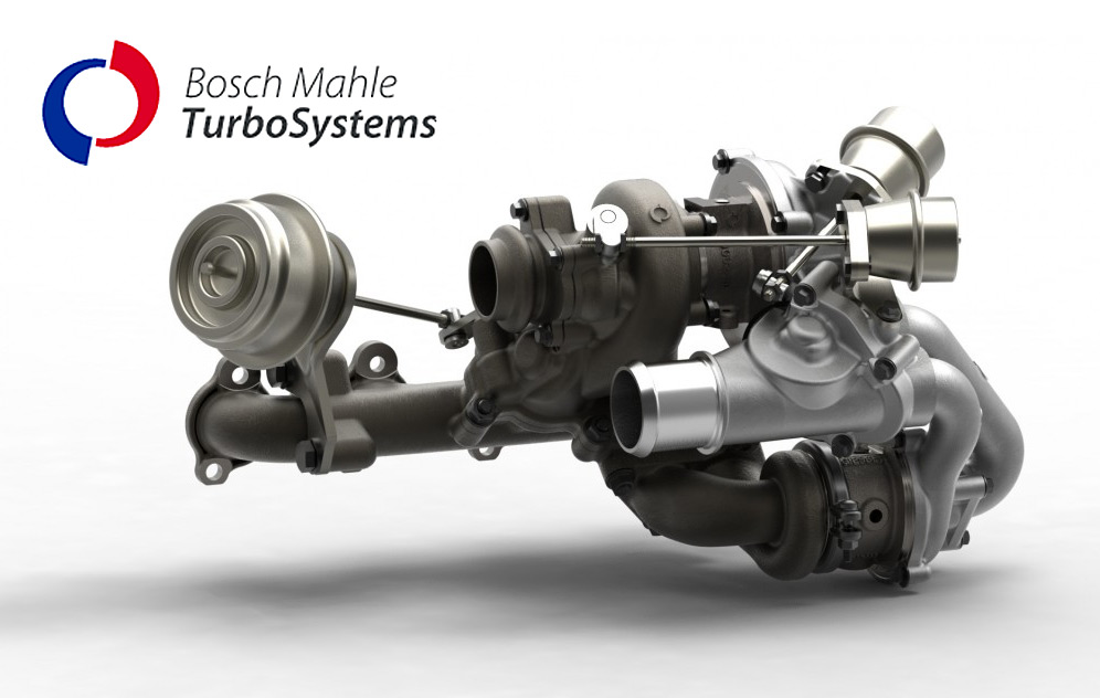 Turbocharger system from Bosch Mahle Turbo Systems