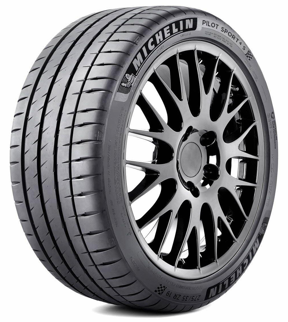 Michelin introduced its newest ultra-high-performance tire – the MICHELIN Pilot® Sport 4 S