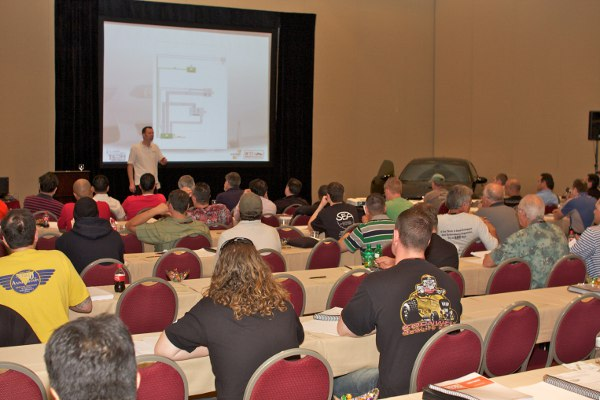 Autologic Diagnostics and WORLDPAC host technical conference