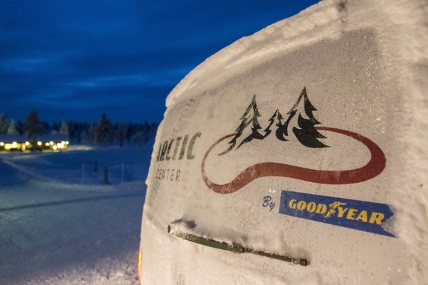 Goodyear Dunlop has opened a new winter tyre testing facility, the Arctic Centre, in Ivalo, Finland