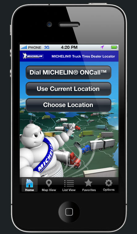 Michelin ONCall