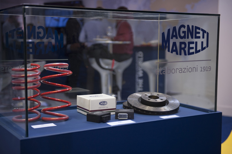 Magneti Marelli at Automechanika Frankfurt 2014