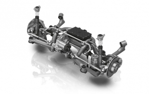 Versatile Solution: Modular Rear Axle System by ZF