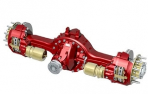 Meritor developing fuel-saving drive axle