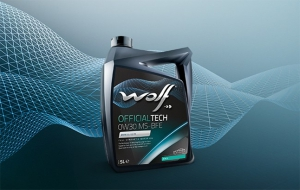 Launch new product: WOLF OFFICIALTECH 0W30 MS-BFE