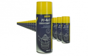Top performance and outstanding value from Mannol Workshop Sprays