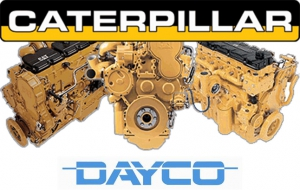 Dayco is recognized by Caterpillar for quality excellence