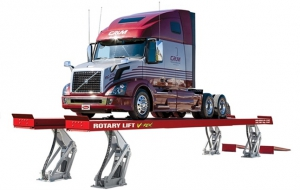 Platform Lift Designed for Big Trucks