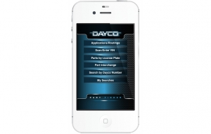 Dayco wins award for smartphone parts look-up app