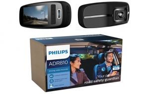 New dash-cams from Philips