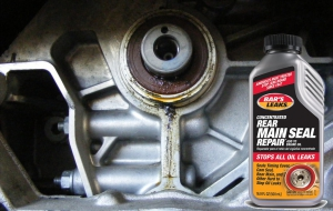 Bar's Leak Has Solution for Gradual Oil Buildup in Older Engines