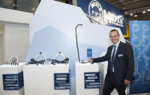 Video interview Wulf Gaertner Autoparts AG on Automechanika Frankfurt 2014