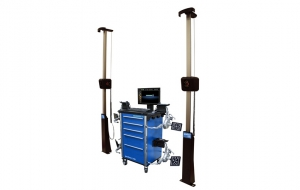 New Hofmann wheel alignment system is wireless