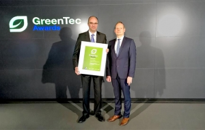 Schaeffler wins GreenTec Award