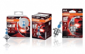Osram introduces three new headlight upgrade options