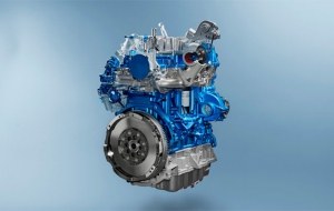 Ford EcoBlue reveals advanced diesel engine