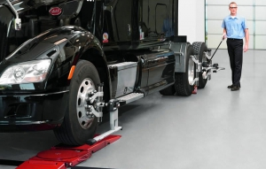 Hunter commercial vehicle alignment system gains Mercedes-Benz OEM approval