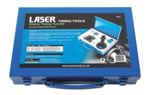 Laser introduce timing tool kit for Opel SIDI 1.6 turbo engines