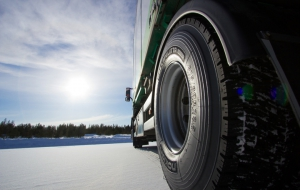 Nokian develops new tread for truck tires