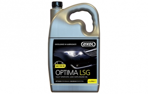 Exol 'upgrades' engine oil