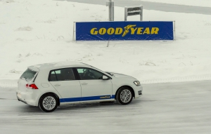 Goodyear Dunlop opens winter test circuit in Finland