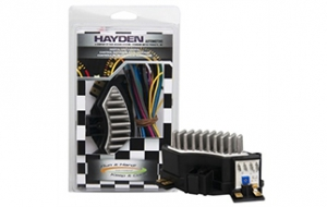 Hayden Automotive adds new digital fan controller to cooling products line