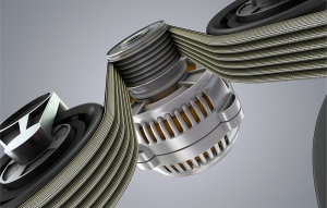 ContiTech introduces a low-solvent coating for V-ribbed belts
