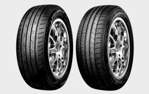 Triangle begins renewal of passenger car tyre range