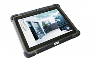 VDO presents innovative tablet solution for checking digital tachographs