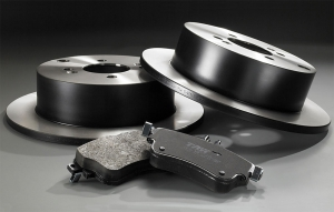 TRW launches semi-compound brake discs