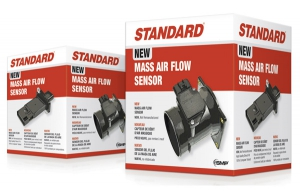 New MAF sensors package design