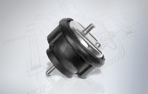 Comprehensive range of durable MEYLE engine mounts