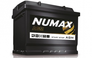 Numax adds Start-Stop batteries