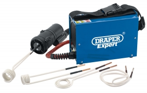 Video: Draper Expert induction heater offers greater efficiency