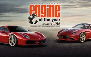 Ferrari storms the International Engine of the Year Awards 2016