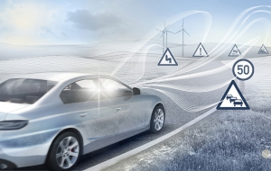 Bosch hardware, software, and service solutions for the connected car