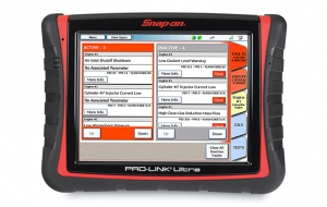 SNAP-ON offers free training for diagnostic tools