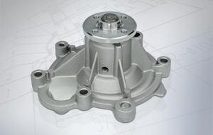Taking quality to another level: Most MEYLE water pumps now feature silicon carbide-based mechanical seals