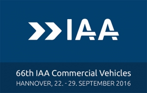 66th IAA Commercial Vehicles 2016