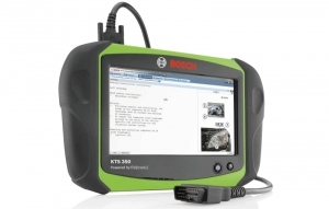 Bosch launches compact 350 diagnostic tool