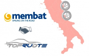 Top Ruote becomes regional Membat distributor in Italy